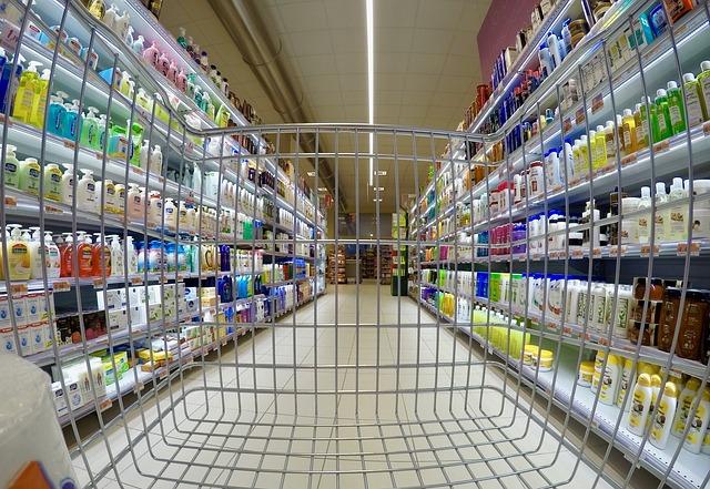 drogerie v supermarketu