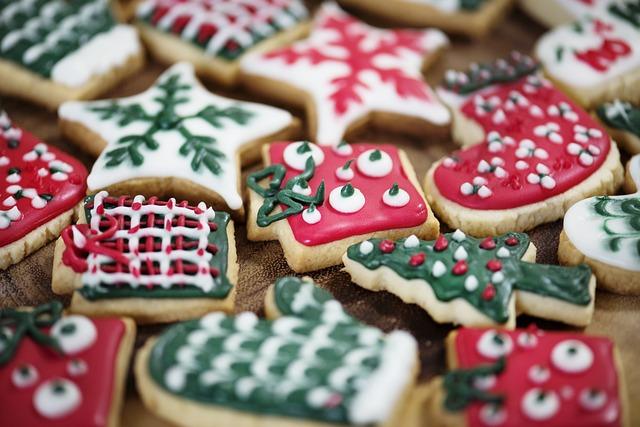 Vánoce klepou na dveře