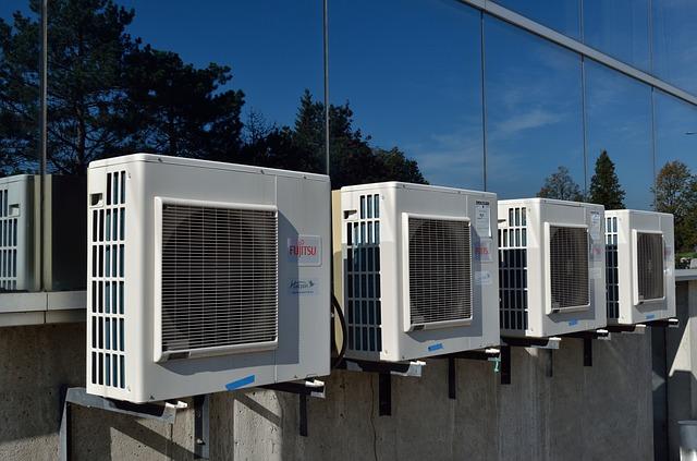 Zajistěte si včas servis klimatizace