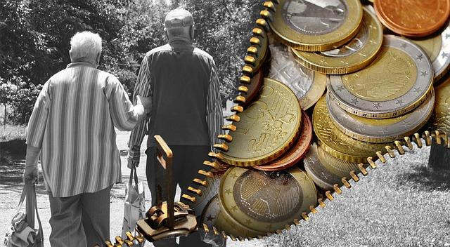 důchodci a důchod